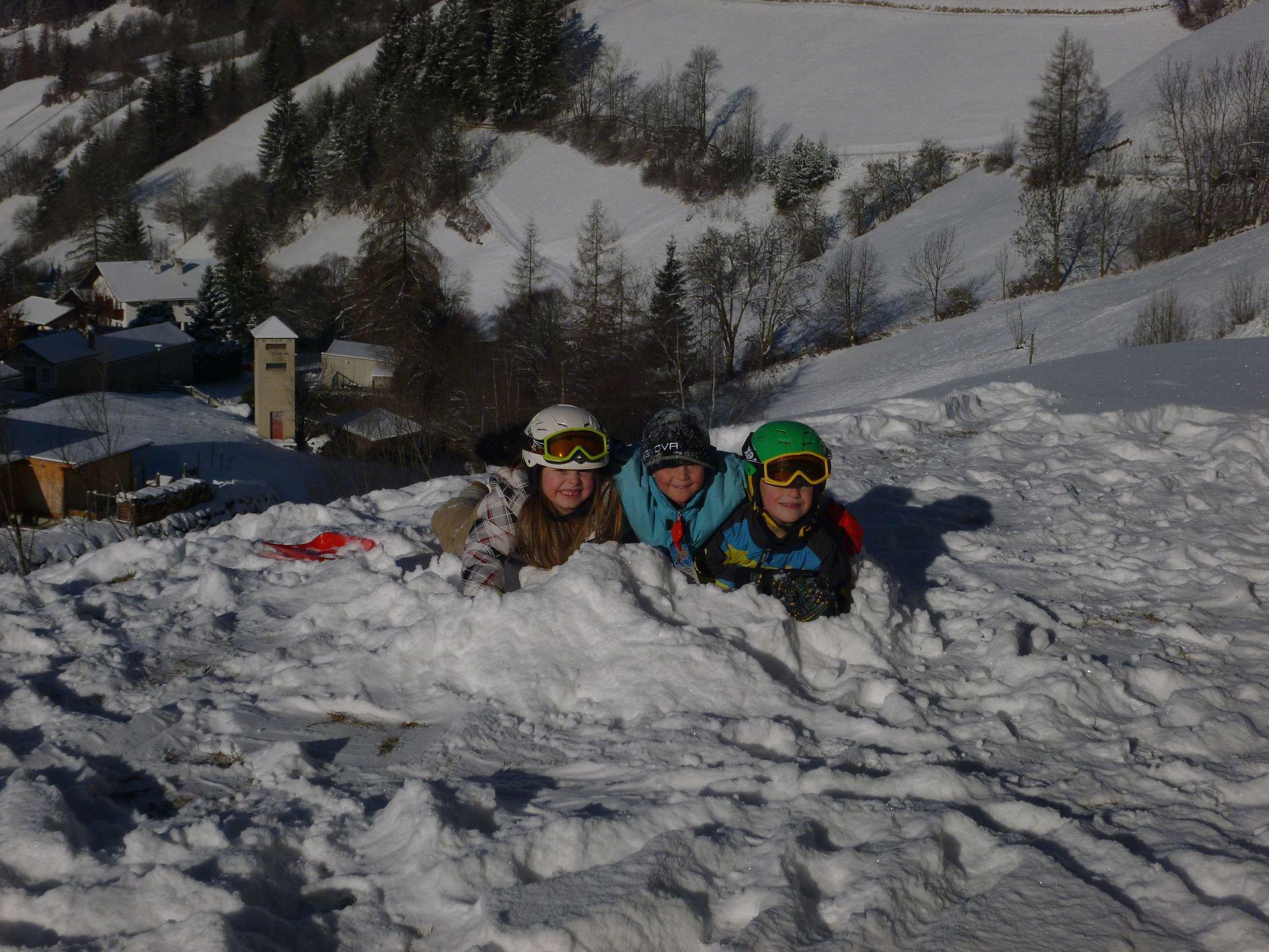 Prime curve sugli sci