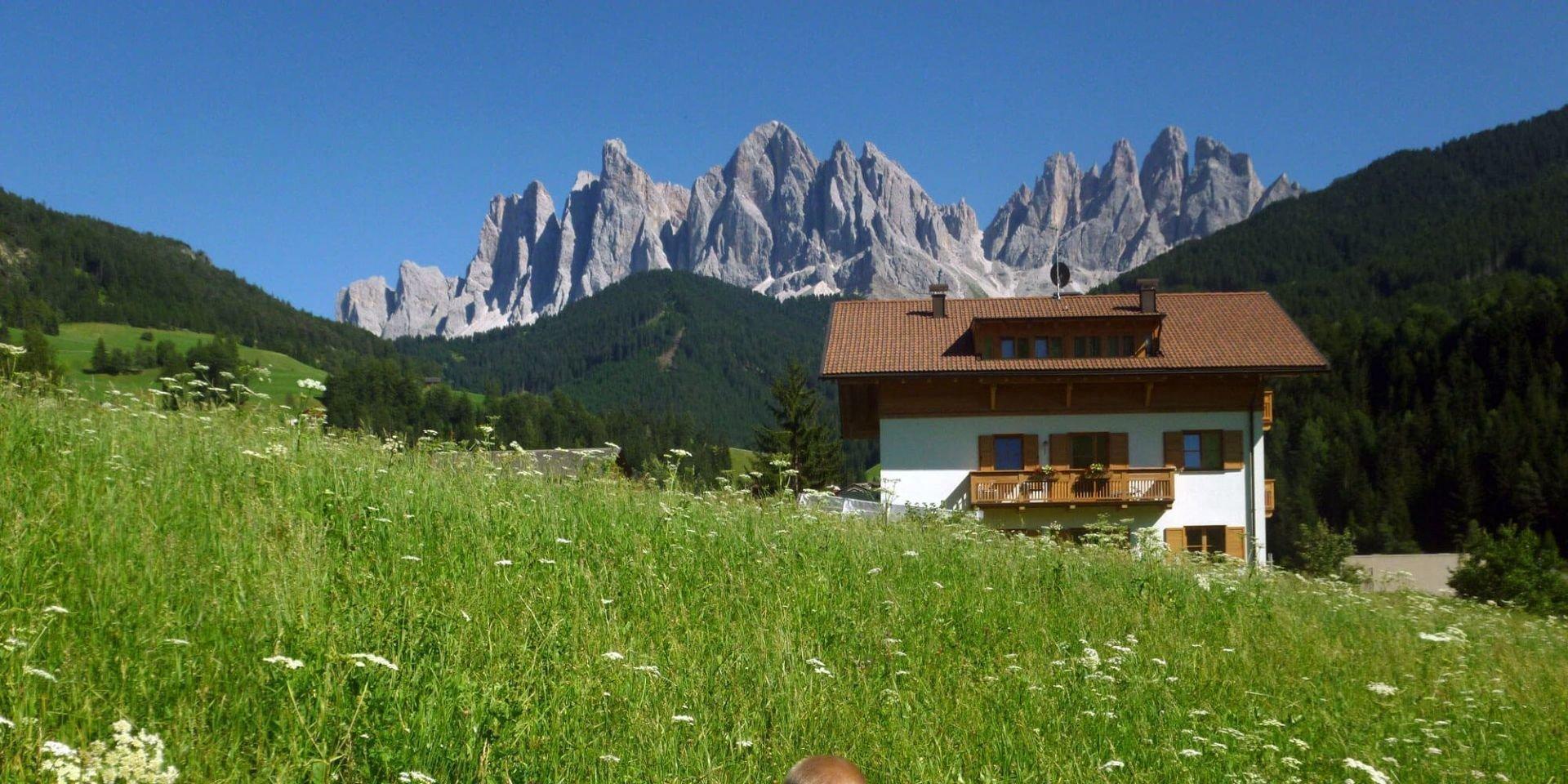 Urlaub auf dem Bauernhof in Villnöss/ Südtirol