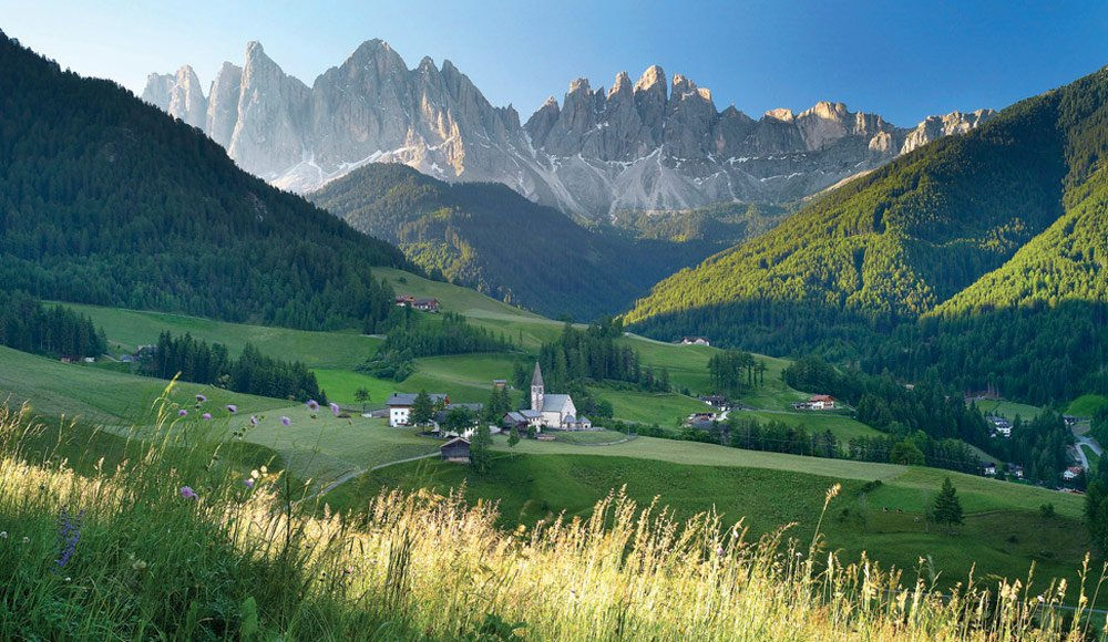 Finden Sie Ruhe und Erholung in einer einzigartigen Bergwelt.