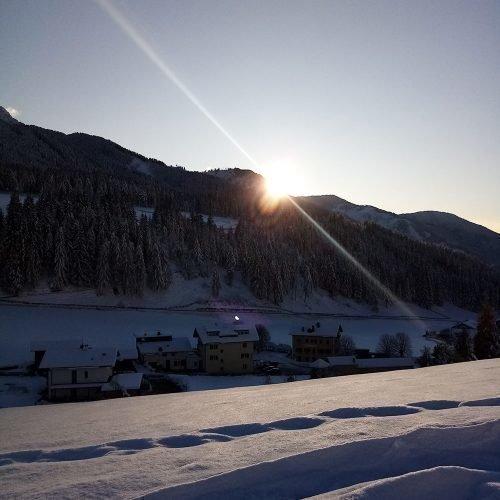 Winterurlaub in Villnöss