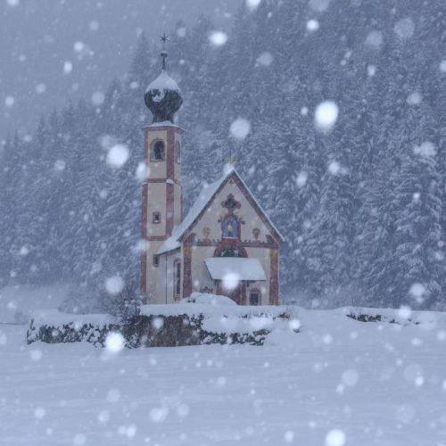 Winterurlaub in Villnöss  - Fotograf: Peter Proebster