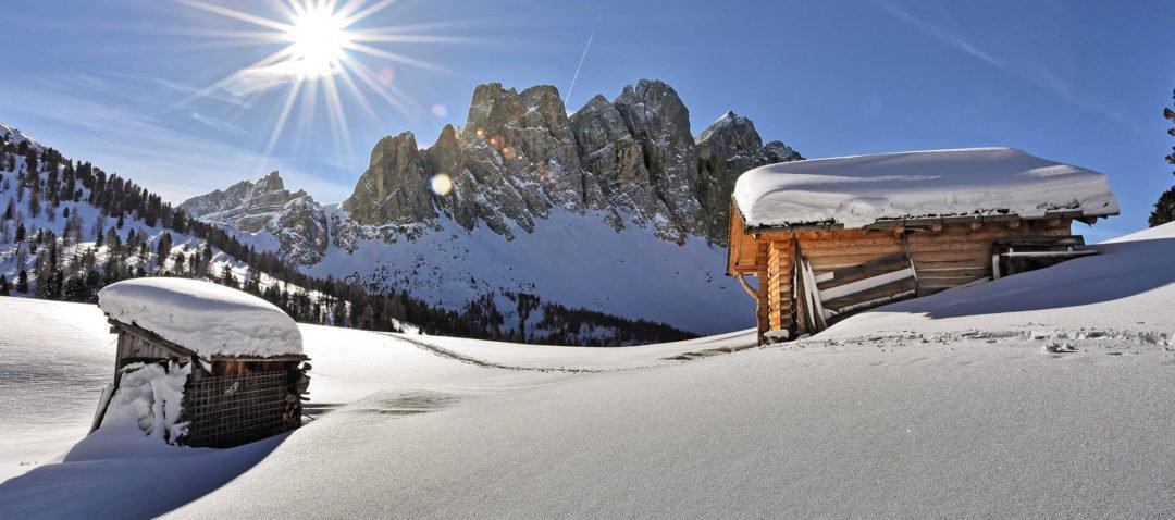 Erleben und genießen in verzauberten Schneelandschaften